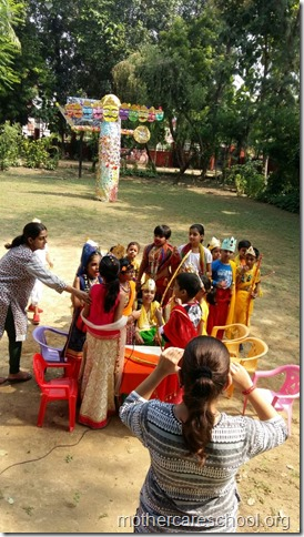 A short crisp Ramleela to see the story unfold bt children of LKG and MAG of Mothercare School (1)