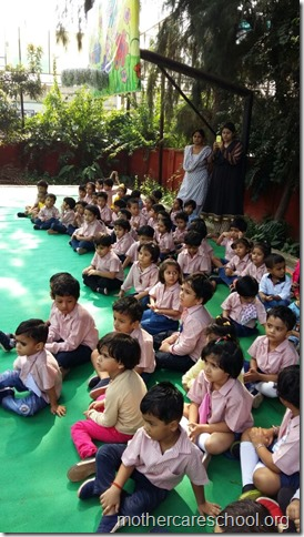 A short crisp Ramleela to see the story unfold bt children of LKG and MAG of Mothercare School (7)