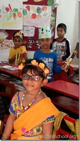 All set for Raasleela le at Mothercare School (3)