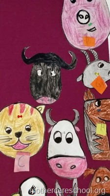 Art by nursery kids at Mothercare lucknow (15)
