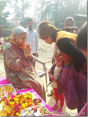 Basant Panchmi celebrations at Mothercare School Lucknow (3)