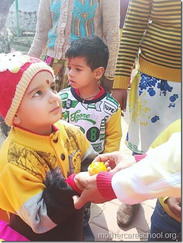 Basant Panchmi celebrations at Mothercare School Lucknow (5)
