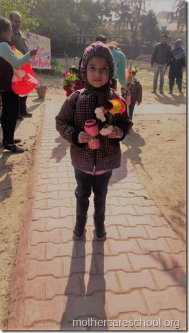 bringing flower to school (2)