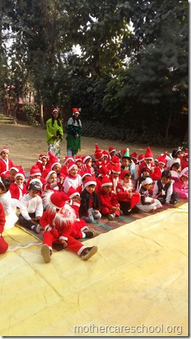 Christmas celebration at Mothercare school (2)