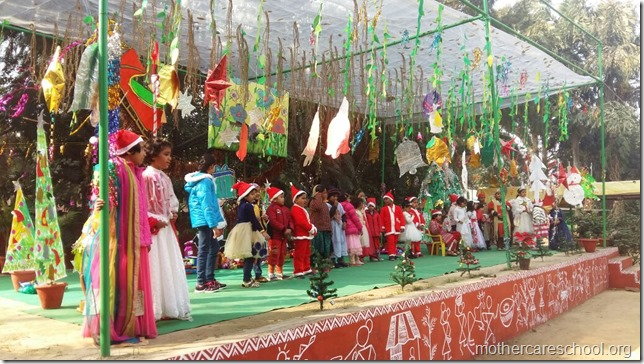Christmas celebration at Mothercare school (3)