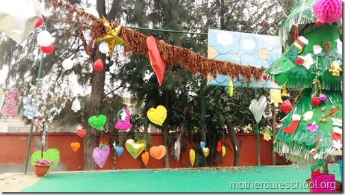 christmas stage decorations 7