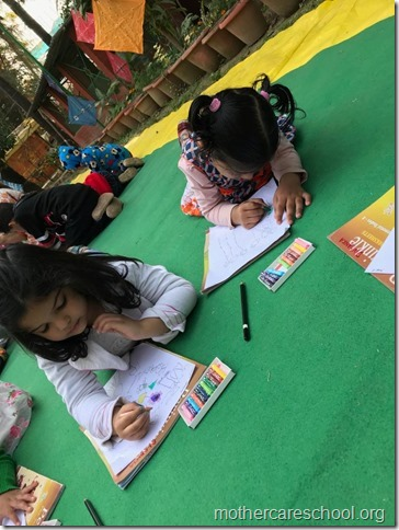 drawing competition at mothercare school lko (13)