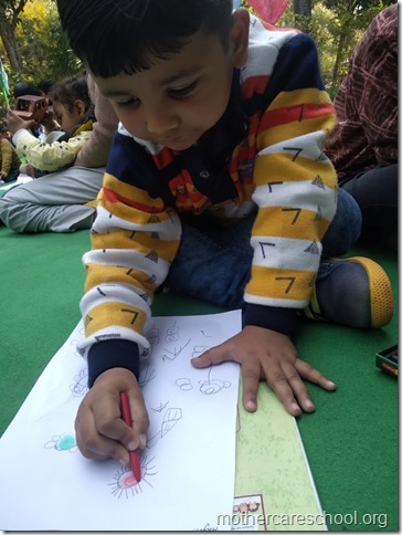 drawing competition at mothercare school lko (5)