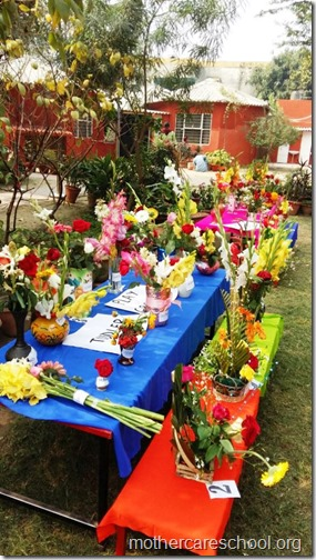 Flower Arrangement Competition by children (10)