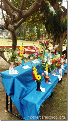 Flower Arrangement Competition by children (13)