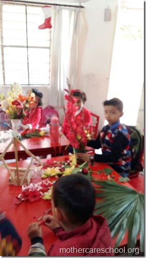 Flower Arrangement Competition by children (15)