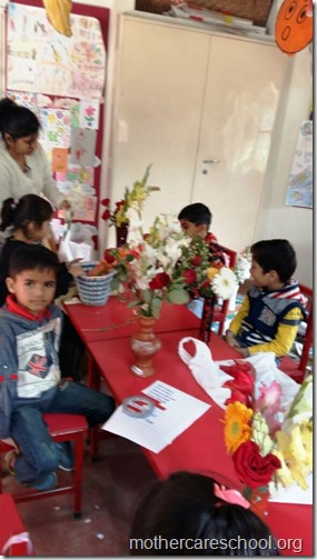 Flower Arrangement Competition by children (16)