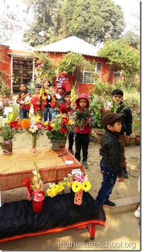 Flower Arrangement Competition by children (20)