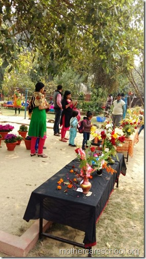 Flower Arrangement Competition by children (26)