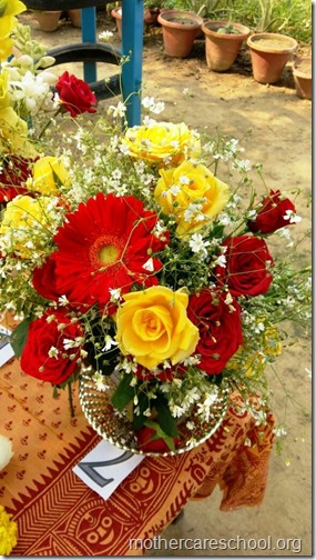 Flower Arrangement Competition by children (3)