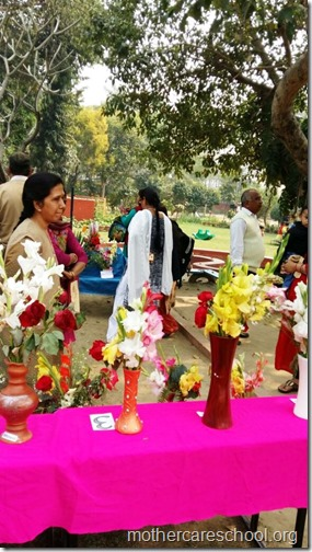 Flower Arrangement Competition by children (4)