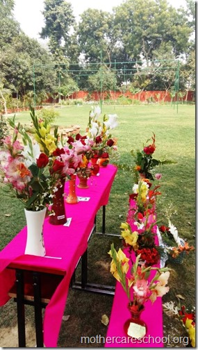 Flower Arrangement Competition by children (6)
