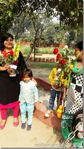 Flower Arrangement Competition by children (8)