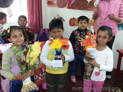 flower arrangement mothercare school (2)
