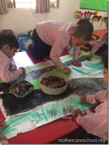 Handwork, art and story time (24)