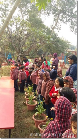 LOHRI and Makar Sankranti celebration in school with a bonfire (12)