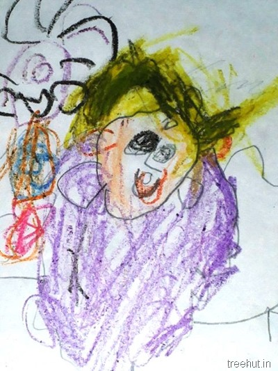 mothers day art by nursery children (7)