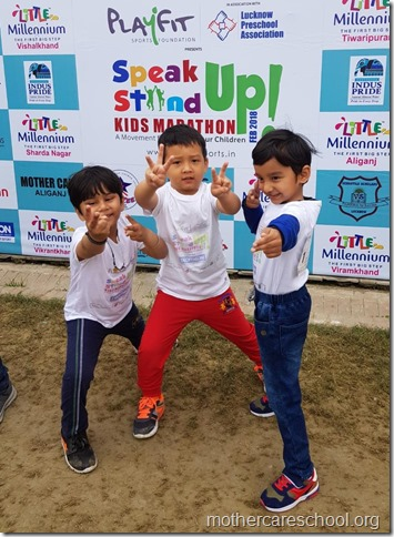 Speak Up! Stand Up! kids marathon (1)