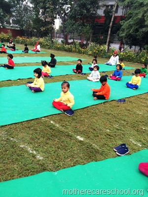 Sports and yoga day at Mothercare school, lucknow (12)