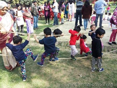 Nursery and primary School, Aliganj, Lucknow