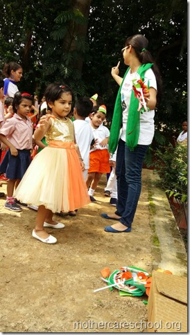 United colours of Independence at Mothercare School (5)