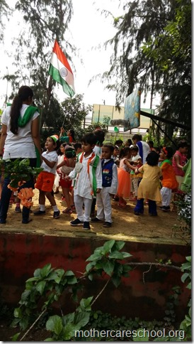 United colours of Independence at Mothercare School (7)