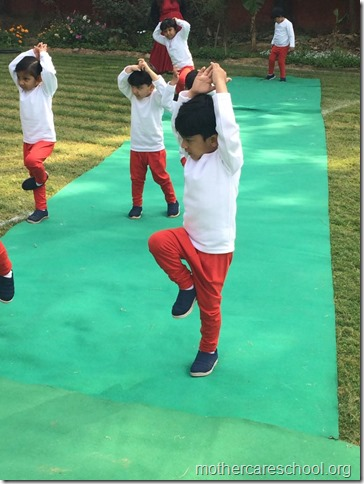 What fun. Sports Day at Mothercareschool Lucknow1