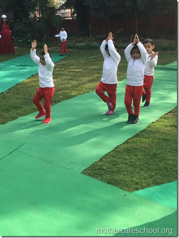 What fun. Sports Day at Mothercareschool Lucknow2