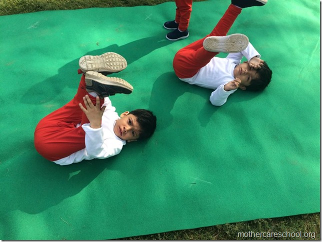What fun. Sports Day at Mothercareschool Lucknow3